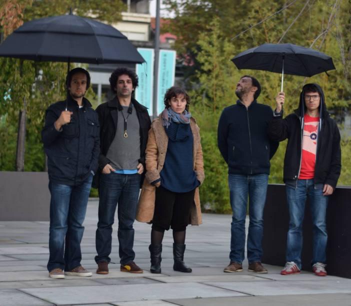 Impermanence-Umbrellas